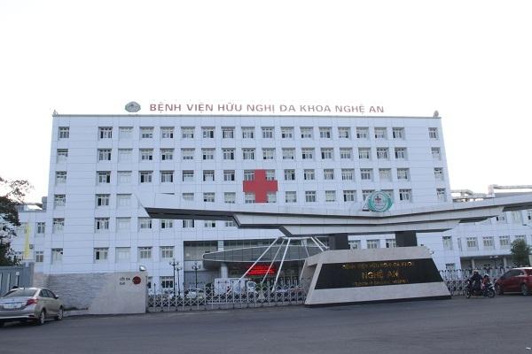 Top 10 bệnh viện tốt nhất tại Nghệ An