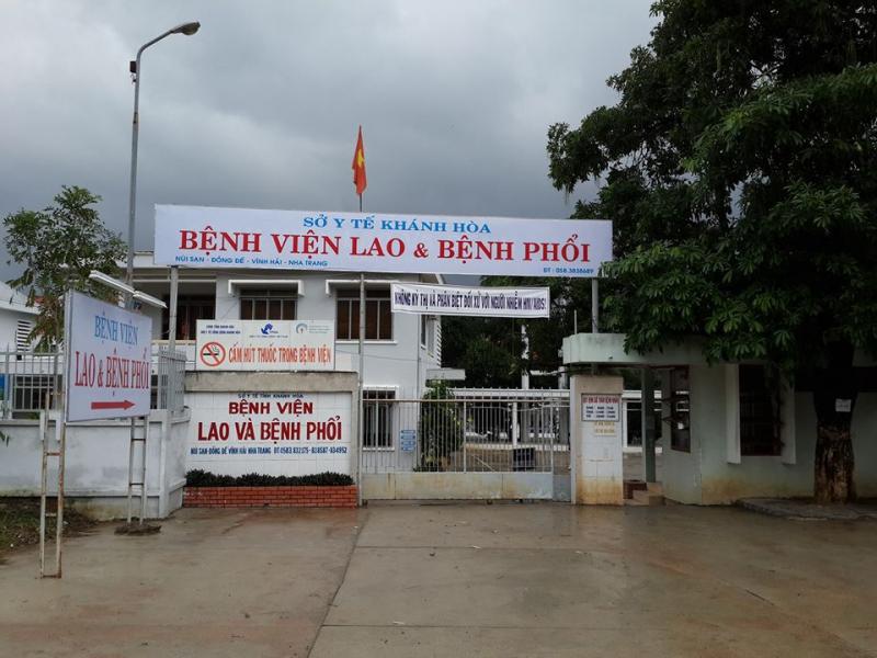 Bệnh Viện Lao Phổi Khánh Hòa