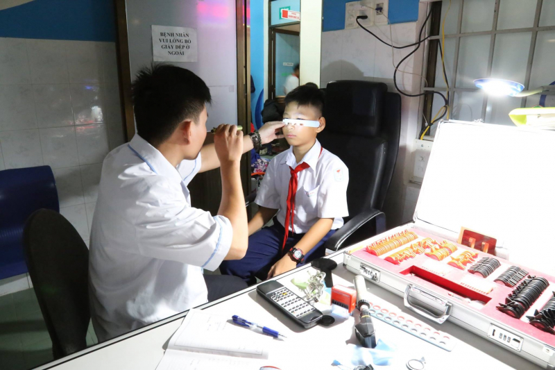 Bệnh viện mắt Bình Định
