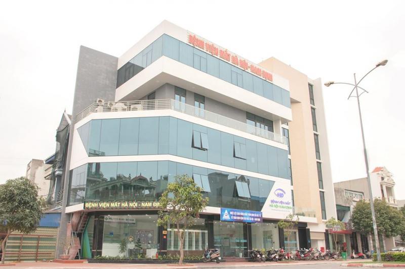 Bệnh Viện Mắt Hà Nội - Nam Định