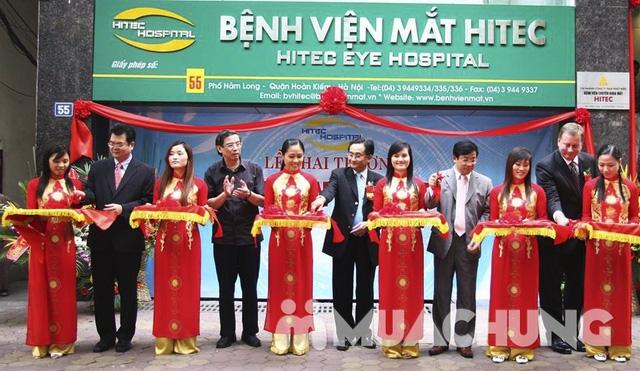 Bệnh viện mắt Hitec