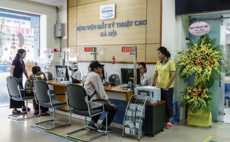 Bệnh Viện Mắt Kĩ Thuật Cao Hà Nội (HITEC)
