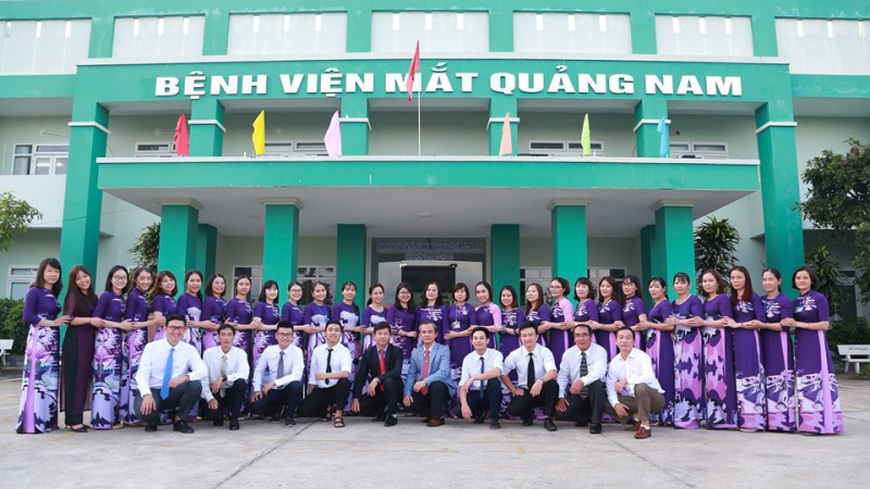 Bệnh viện Mắt Quảng Nam
