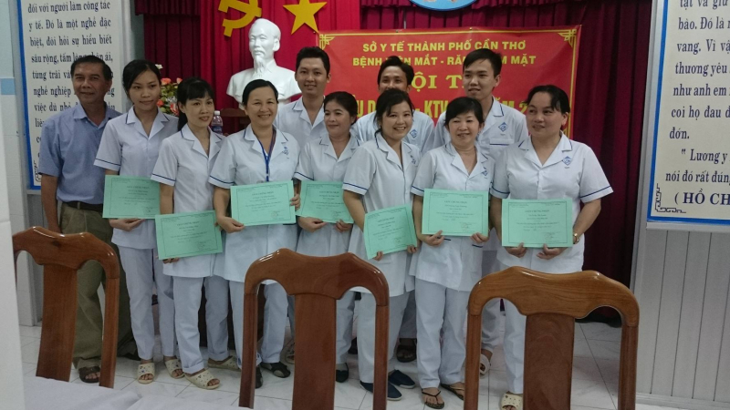 Bệnh viện Mắt - Răng Hàm Mặt thành phố Cần Thơ