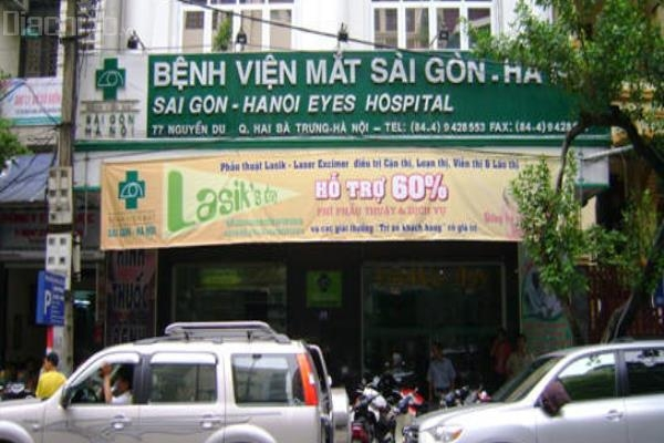 Bệnh viện mắt Sài Gòn - Hà Nội