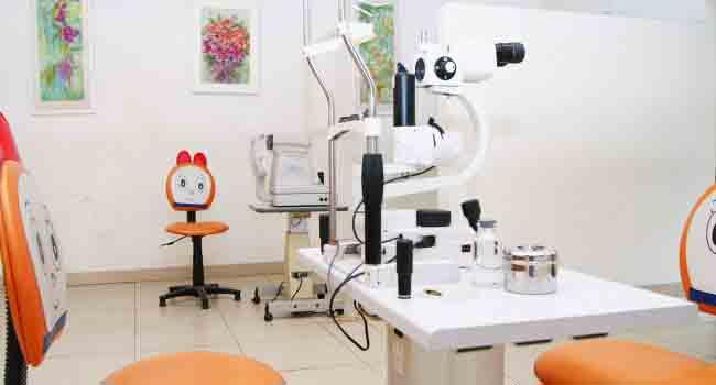 Bệnh Viện Mắt Sài Gòn - Nha Trang