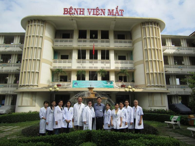 Đây được xem là bệnh viện chuyên khoa hạng I chuyên ngành nhãn khoa hàng đầu của Việt Nam