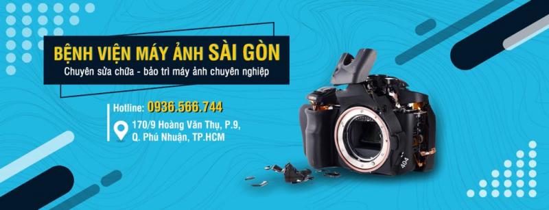 Bệnh viện máy ảnh Sài Gòn