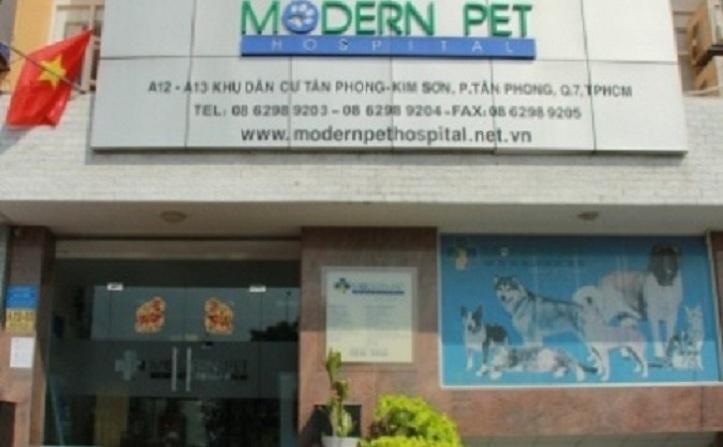 Bệnh viện Modern Pet Hospital