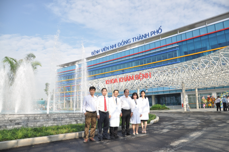 Bệnh viện Nhi đồng