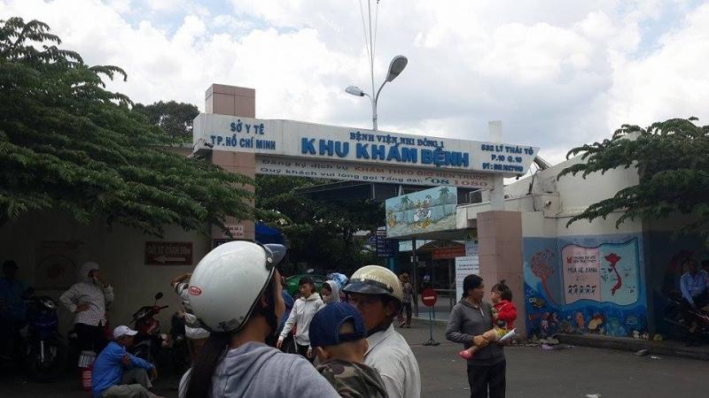 Bệnh viện Nhi đồng 1 TPHCM
