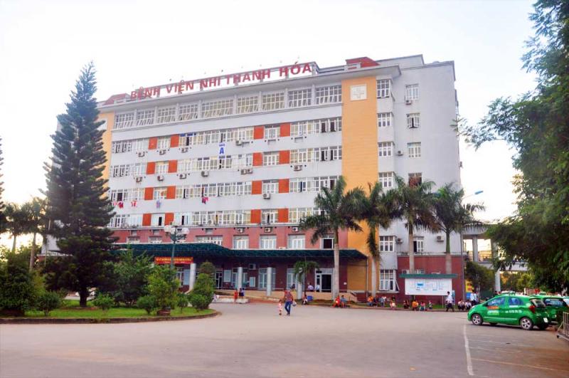 Bệnh viện Nhi Thanh Hóa