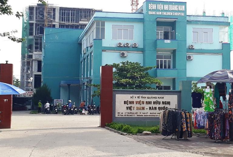 Bệnh viện nhi tỉnh Quảng Nam