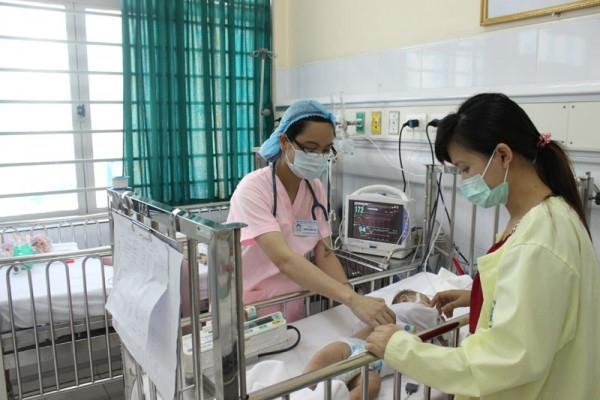 Khoa Truyền Nhiễm, Bệnh Viện Nhi Trung Ương