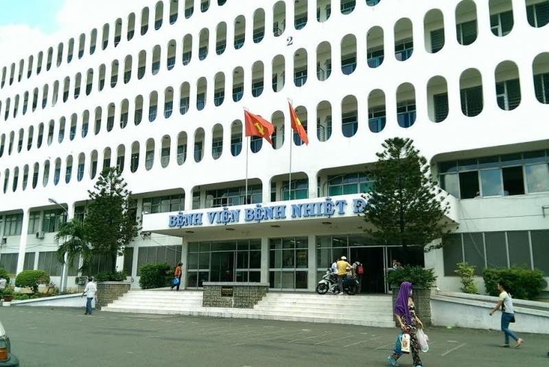 Bệnh viện nhiệt đới Thành phố Hồ Chí Minh