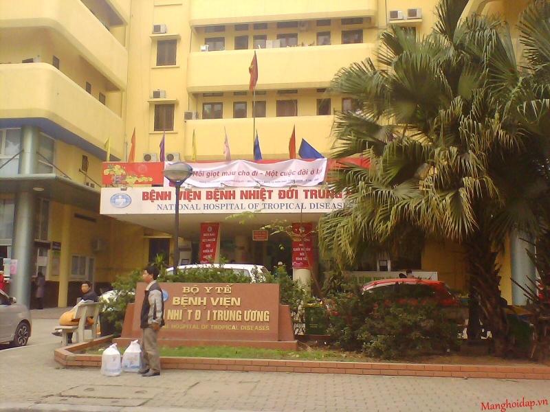 Bệnh viện nhiệt đới Trung ương