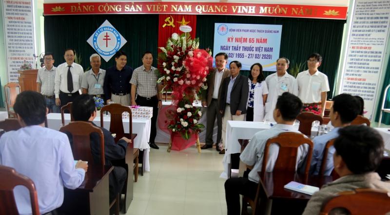 Bệnh viện Phạm Ngọc Thạch Quảng Nam