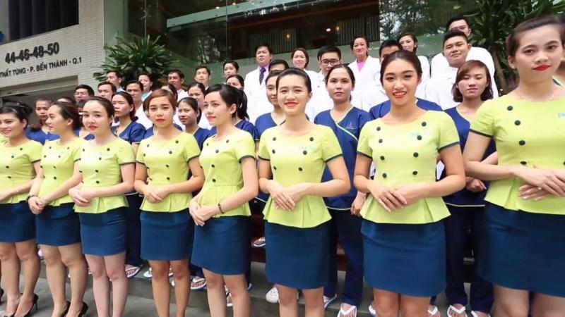 Đội ngũ bác sĩ, nhân viên của Bệnh viện phẫu thuật Thẩm mỹ JW Hàn Quốc