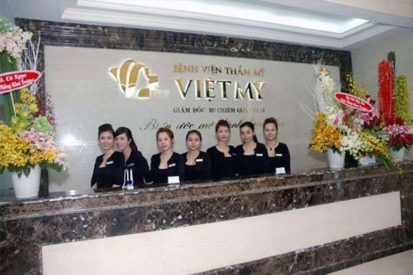 Top 8 địa chỉ phẫu thuật thẩm mỹ uy tín nhất thành phố Hồ Chí Minh