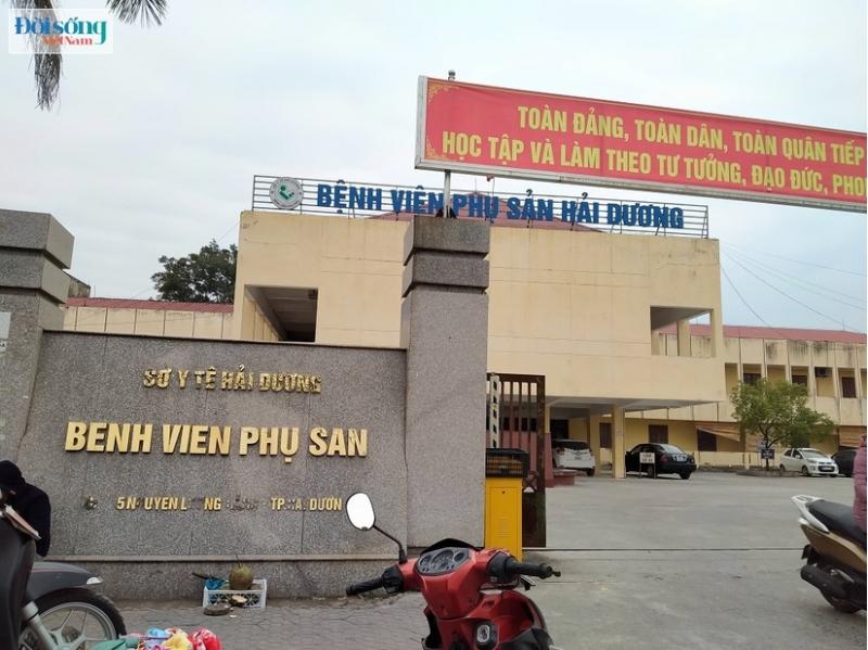 Bệnh viện Phụ Sản Hải Dương