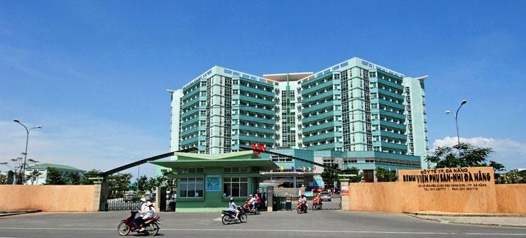 Cơ sở Bệnh viện Phụ sản - nhi Đà Nẵng