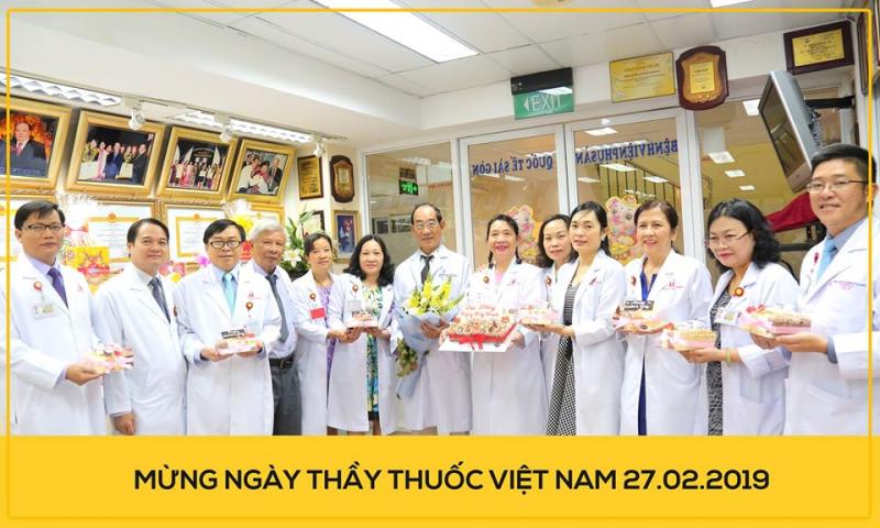 Bệnh viện phụ sản quốc tế Sài Gòn - SIH