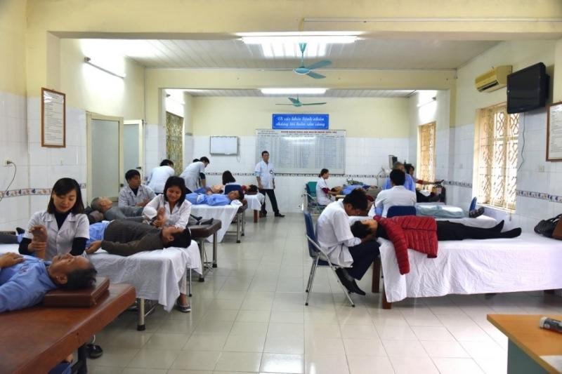 Phòng phục hồi chức năng