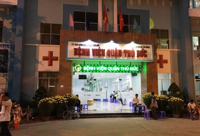 Bệnh viện quận Thủ Đức đang nỗ lực hết mình để đảm nhận tốt vai trò quan trọng của một bệnh viện ngõ tuyến Thành phố.