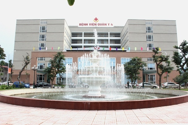 Bệnh viện Quân Y 4