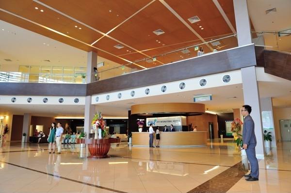 Hiện đại, đẳng cấp và tiện nghi là những gì xứng đáng để nói về Bệnh viện quốc tế City