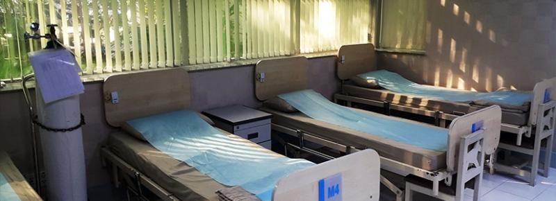 Phòng bệnh nhân tại bệnh viện Columbia Gia Định