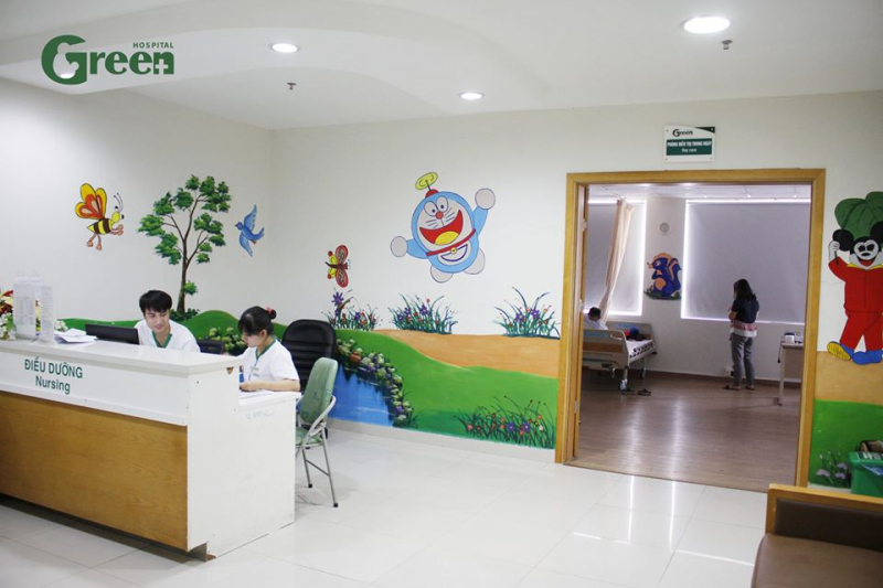 Bệnh viện Quốc tế Green
