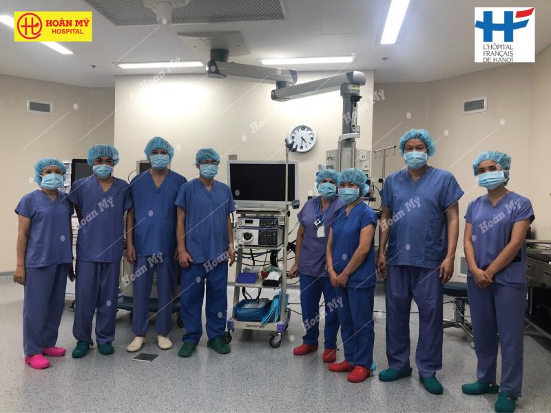 Bệnh viện quốc tế Hoàn Mỹ Bắc Ninh