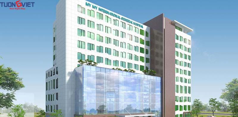 Bệnh viện quốc tế Mỹ – AIH