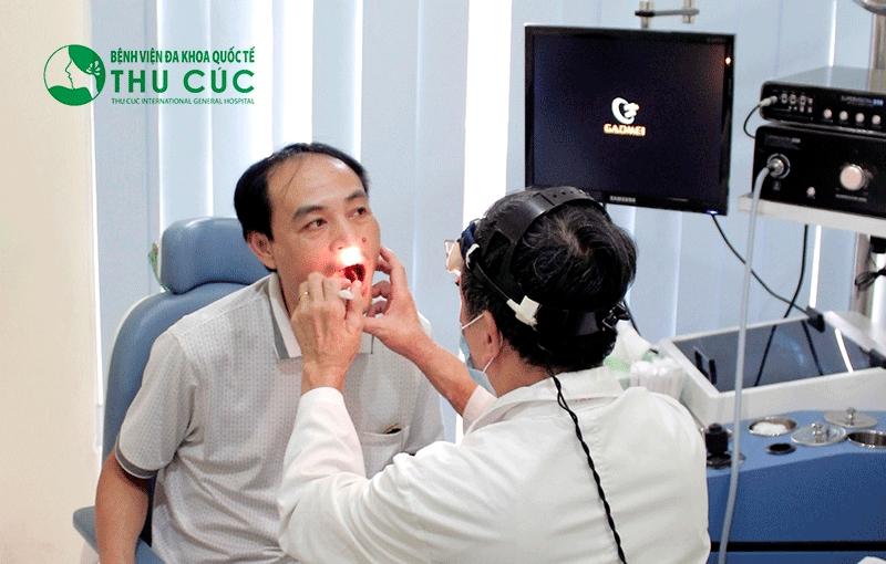 Chuyên khoa Tai Mũi Họng của Bệnh viện Đa khoa Quốc tế Thu Cúc đã và đang trở thành một địa chỉ khám viêm họng tại Hà Nội được rất nhiều khách hàng tin tưởng lựa chọn.