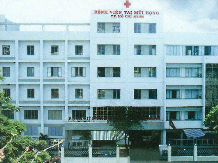 Bệnh viện Tai Mũi Họng TP. HCM