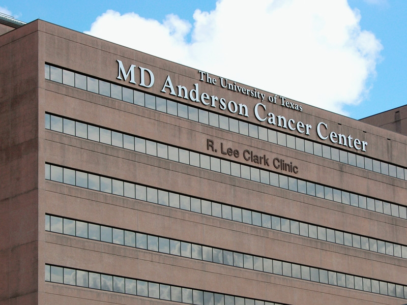 Bệnh viện Texas MD Anderson