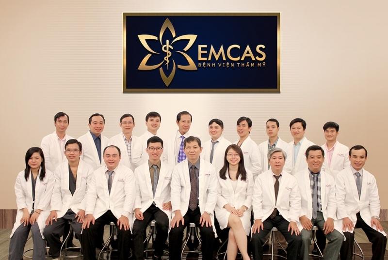 Bệnh viện thẩm mỹ Emcas là địa chỉ phẫu thuật chỉnh hô móm có uy tín tại TPHCM và Hà Nội