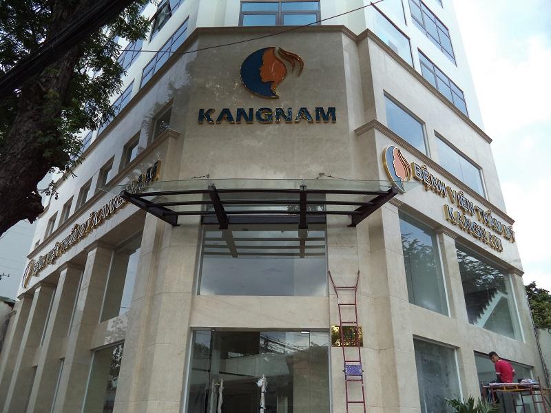 Bệnh biện thẩm mỹ Kangnam