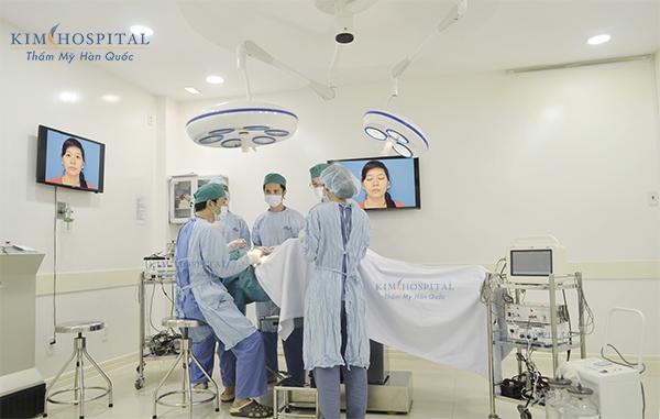 Bệnh viện thẩm mỹ KIM