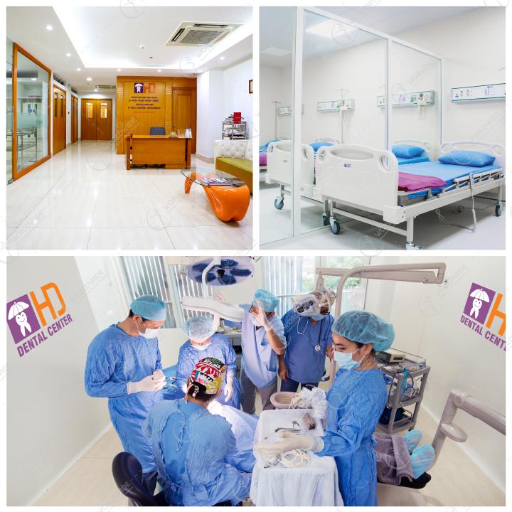 Bệnh viện thẩm mỹ - Răng hàm mặt WorldWide