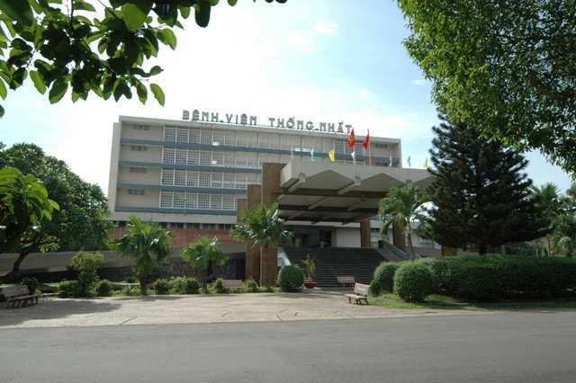 Bệnh viện thống nhất trực thuộc bộ quốc phòng việt nam