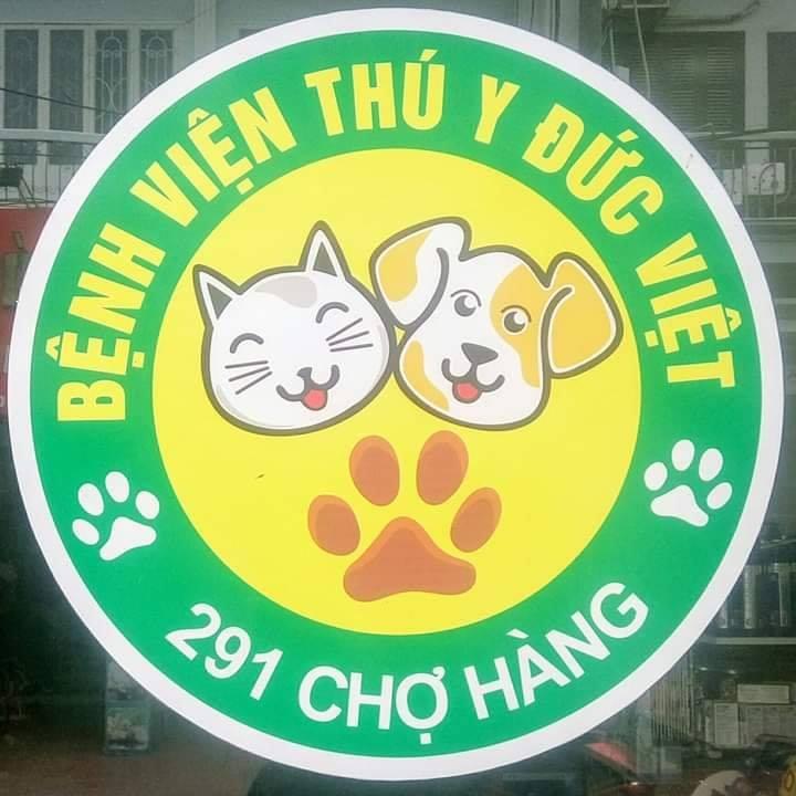 Bệnh viện thú y Đức Việt