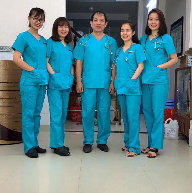 Đội ngũ tại Bệnh viện Pet Friends