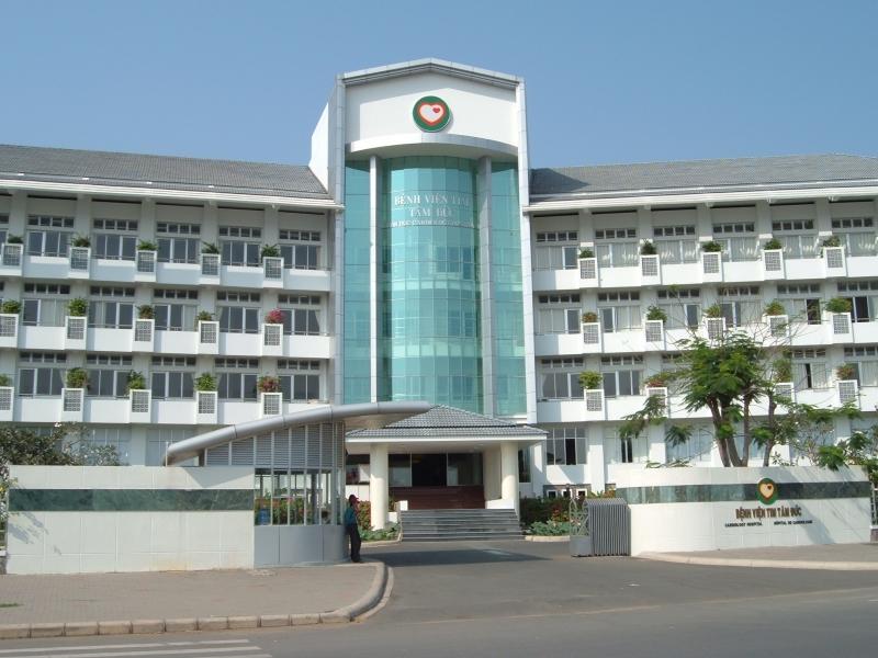 Bệnh viện Tim Tâm Đức