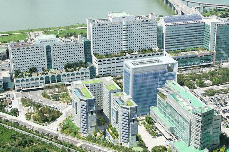 Bệnh viện trung tâm Asan