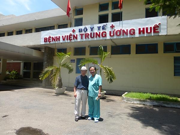Bệnh viện trung ương Huế