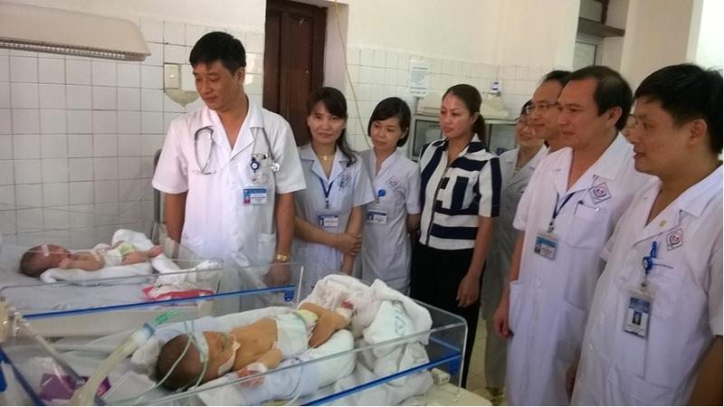 Bệnh Viện Trung Ương Thái Nguyên