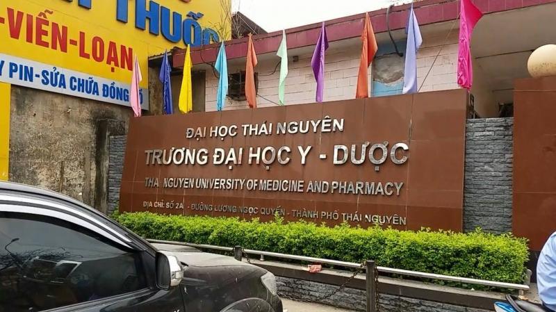 Bệnh viện trường đại học Y khoa
