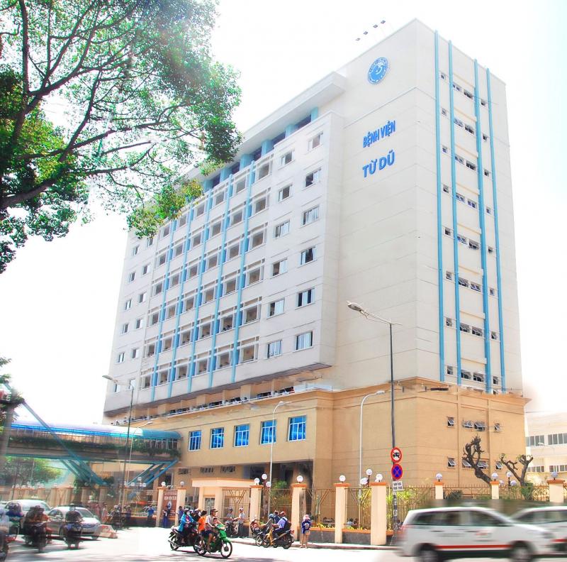 Hình ảnh bệnh viện Từ Dũ